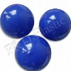 Blue color beach ball