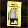 Cannot-Blow-Out Magical Relighting Candles magic candle birthday candle Fool Tool magic toy magic