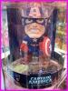 Captain America plastic figures