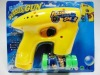 Cartoon Bubble Gun With Light  Hot Selling Product STP-190645