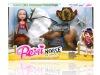 Cartoon Horse + Doll