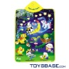 Cartoon baby good night play music blanket