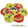 Cartoon music mat for kids music blankets 2011 new design
