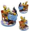 Cartoon toy simpson figure