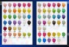Cattex Balloon Colors
