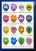 Cattex Birthday Balloons