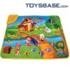 Children cute and vivid design music carpet