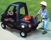 Children emulation toy ---truck van