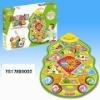 Children intellect B/O music blankets toys