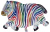 Color Zebra Balloon