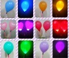Colorful Balloon /blink led balloon/Party Decoration