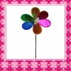 Colorful Flower Laser Windmill For Kids