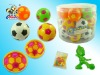 Colorful Football Toy Candy