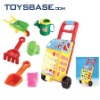 Colorful summer plastic beach kids high quality toys