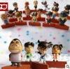 Conan Action Figures 15pcs/Set Plastic Toys Factory Directly