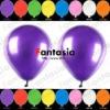 Cool Purple Metallic Latex Balloon Advertising Balloon Promotion Balloon