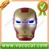 Costume Hero Toy Iron Man Style Masquerade Mask