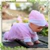 Crawl baby doll