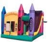 Crayon Jumping Castles Inflatables(inflatable bouncer)