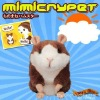 Creative copy voice minicrypet Hamster kid's Xmas gift