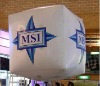 Custom Inflatable Helium Balloon /Inflatable Cube Balloon