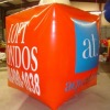 Custom Inflatable Square Balloon /Inflatable Cube Balloon