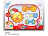 Cute Baby Rattle Series Toys