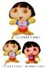 Cute Dora Balloon, Character Balloons