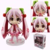 "Cute ! Hatsune Miku Action 4"" Figure Cherry"