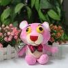 Cute big eyes plush animals pink plush teddy bear cheap