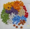 DIY Colorful jade smalto mural material opus romano glass craft kits