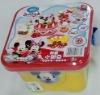 DS-1663 dough/color dough/playdough(CE/ASTM/EN71 certification)