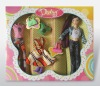 Daisy Pretty Girl Doll/Stylish clothes/doll set/doll clothes/doll accessory