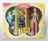 Daisy beautiful movable dolls