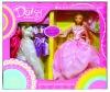 Daisy beautiful princess dolls/plastic dolls