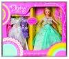Daisy pretty fashion girl dolls/plastic dolls/doll dress/doll accessory