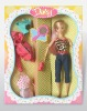 Daisy pretty girl doll set, plastic dolls, doll dress, doll accessory