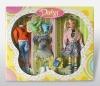 Daisy's Plastic girl toys