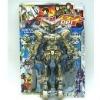 Deformation toy robot wiht light