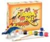 Dinosaur moulding & painting kit