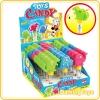 Dinosaur shape camera candy toy