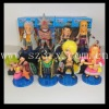 Direct factory make action figures with low price
