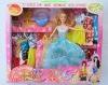 Doll For Girls Plastic Mini Cute Toy