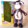 Donkey dancing doll
