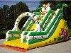ECo-friendly commercial water slide