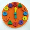 EVA Clock / educational toy