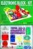 Electronic science block kit