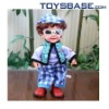 Emulational and funny design dancing dolls toy