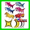 Factory Outlets MIX styles wholesale CHEAP animal sheped foil balloons mylar balloon