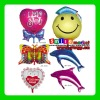 Factory Outlets MIX styles wholesale CHEAP various big sheped foil balloons mylar balloon